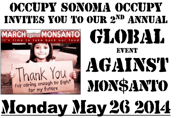 Global Event Against Monsanto image